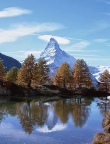 山河美景图片