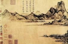 陆羽烹茶图图片