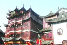 上海城隍庙图片