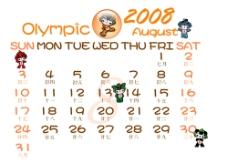 2008八月图片