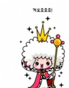 韩国小公主GIF图片