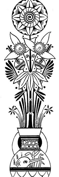 矢量古典纹样图片