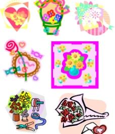几款花朵图图片