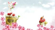 春天的童话图片