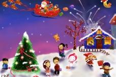 原创圣诞图图片