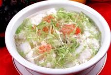 海鲜泡饭图片