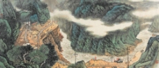 秦岭工地图片
