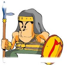 古代 卡通 人物001图片