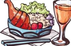 pop食物素材图片