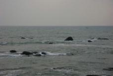 海水 奇异的石头 石头 奇石 异石图片