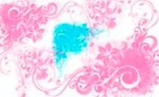 精美花纹花蔓装饰笔刷