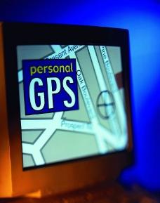 GPS电脑图片