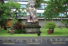 巴厘岛风景之三图片