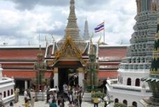 泰国大皇宫图片