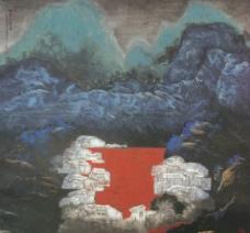神龙山居图图片