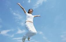 喜悦的飞舞图片