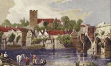 欧洲油画图片