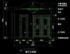 总统套房详图0016