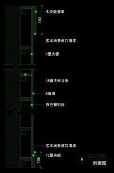 接待台详图0106