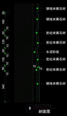 电梯间详图0060