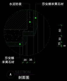 电梯间详图0028