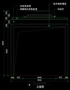 电梯间详图0063