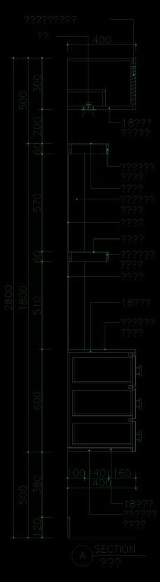 玄关详图0021