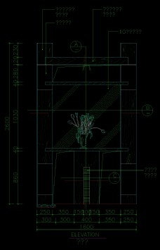 玄关详图0048