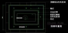 电梯间详图0067
