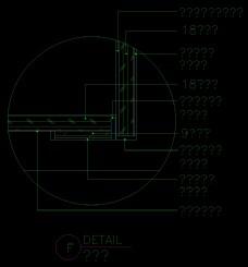 装饰柜详图0011