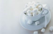 棉花糖图片