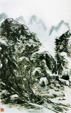 中国现代花鸟0180