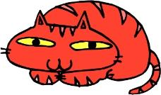 常见动物漫画0102