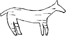 常见动物漫画0921
