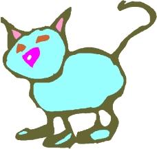 常见动物漫画0184