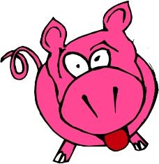 常见动物漫画1015