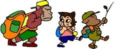 常见动物漫画0125