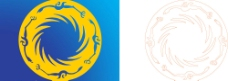 太阳神鸟标志图片