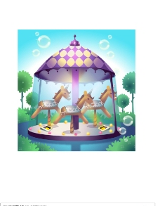 童话小屋图片