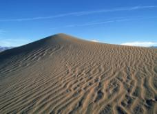 沙漠荒丘图片