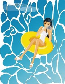 游泳图3图片