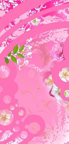 时尚花纹自制图片