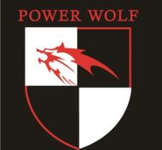 标志 狼图片