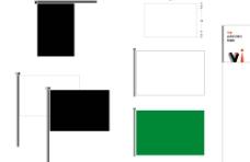 矢量 旗帜图片