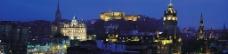 超宽城市夜景图片