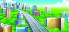 市区公路图片