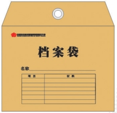 事务用品VI模板0084