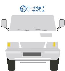 车辆广告VI模板0123