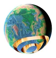 3D地球0083