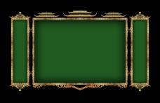 古典边框0760